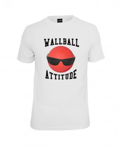Wallball attitude shirt